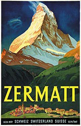 Moos Carl - Zermatt