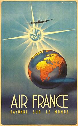 Maurus Edmond - Air France
