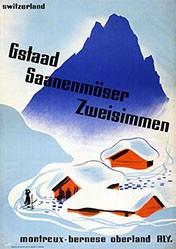 Thöni Hans - Gstaad Saanenmöser Zweisimmen