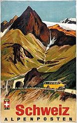 Wieland Hans Beat - Schweiz Alpenposten