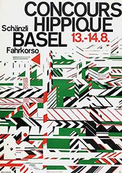 von Goldschmidt Natalia - Concours Hippique Basel