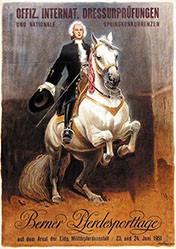 Hugentobler Iwan Edwin - Berner Pferdesporttage