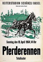 Schmitt - Pferderennen Basel