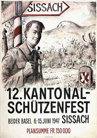 Anonym - Schützenfest Sissach