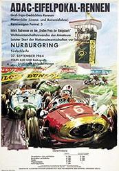van Husen Ernst Friedrich - ADAC-Eifelpokal-Rennen