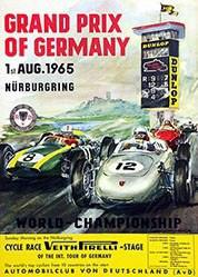 van Husen Ernst Friedrich - Grand Prix of Germany