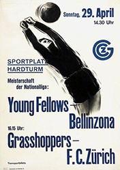 Anonym - Grasshoppers - F.C. Zürich