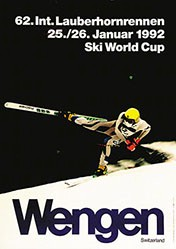 Marti Ueli - Ski World Cup