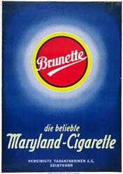 Monogramm A. - Brunette
