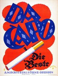 Monogramm K.E. - Da Capo