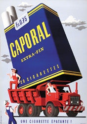 Duvernay Pierre - Caporal Cigarettes