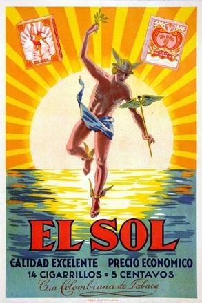 Anonym - El Sol Cigarillos