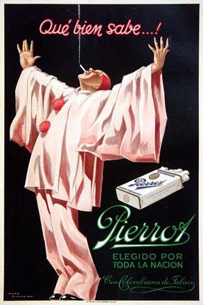 Vincent René - Pierrot