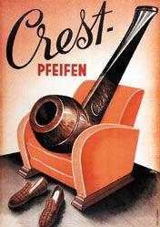 Wyler L. - Crest Pfeifen