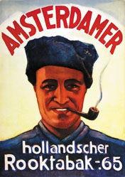 Anonym - Amsterdamer Rooktabak