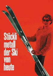 Weiss / Perret - Stöckli metall