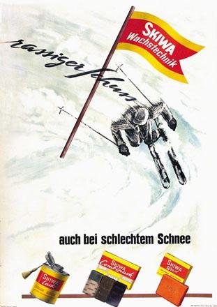 Althaus Paul O. Atelier - Skiwa Wachstechnik