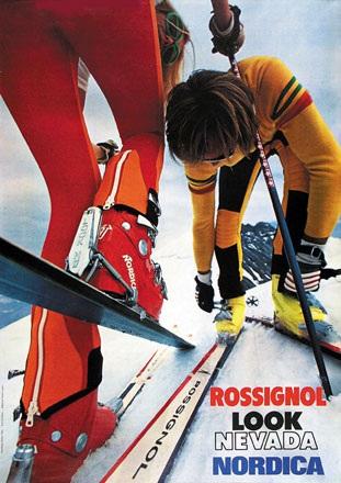 Weibel + Wey - Rossignol, Look,