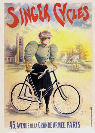 Clouet Emile - Singer Cycles