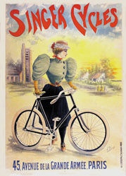 Clouet Emile - Singer Cycles