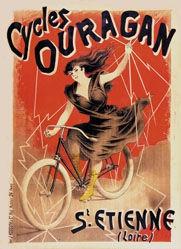 Monogramm L.B. - Cycles Ouragan