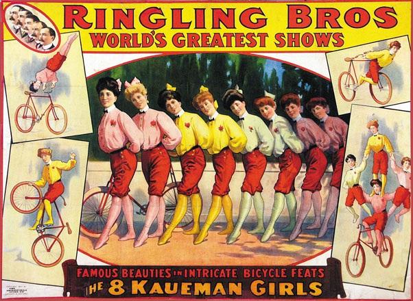 Anonym - Ringling Bros.