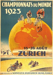 Ernst Otto - Championnats du monde