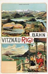 Anonym - Vitznau-Rigi Bahn