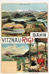 Reckziegel Anton - Vitznau-Rigi Bahn