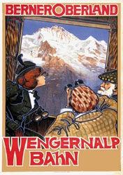 Anonym - Wengneralp Bahn