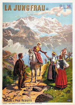 Tanconville (Henri Ganier) - La Jungfrau