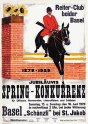 Anonym - Spring-Konkurrenz Basel