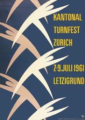 Diggelmann Alex Walter - Kantonales Turnfest Zürich
