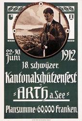 Anonym - Schützenfest Arth