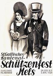 Böckli Carl - Schützenfest Mels