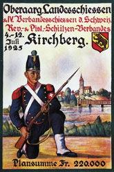 Bachmann Alfred - Oberaarg. Landesschiessen Kirchberg