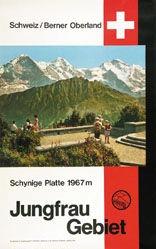 Anonym - Jungfrau Gebiet