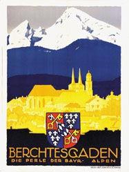 Hohlwein Ludwig - Berchtesgaden