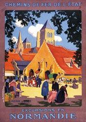 Ladureau Pierre - Excursions en Normandie