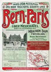 Anonym - Bern-Paris