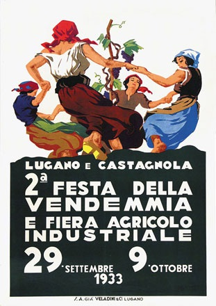 Anonym - Festa della Vendemmia Lugano