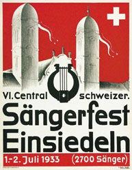 Kälin-Küpfer Josef - Sängerfest Einsiedeln