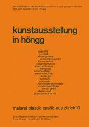 Bill Max - Kunstausstellung in Höngg