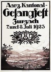 Conto de N. - Gesangfest Zurzach