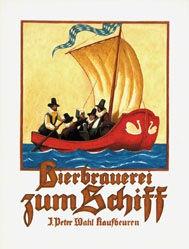 Cardinaux Emil - Bierbrauerei zum Schiff