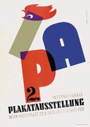 Hellmann Roman - Internationale Plakatausstellung