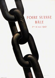 Leupin Herbert - Foire Suisse Bâle