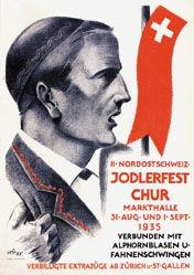 Monogramm - Jodlerfest Chur