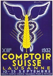Bournoud-Schorp Marguerite - Comptoir Suisse Lausanne