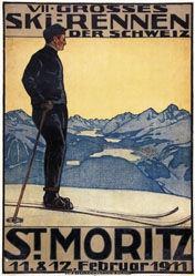 Küpfer Walter - VII. Grosses Ski-Rennen